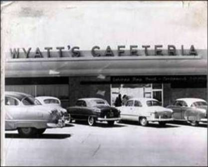 Thursday Nights Were Always About Wyatt S Cafeteria Moving From Texas Ended My Cafeteria Dining Days I Miss W Historic Houston Pleasant Grove Houston History