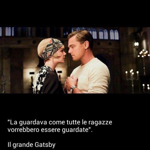 Il Grande Gatsby Il Grande Gatsby Citazioni Di Film Liste Di Libri