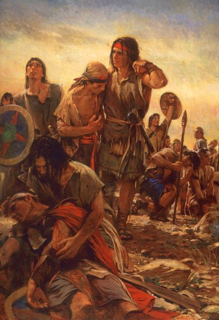 Stripling Warriors Mormon StoriesBook
