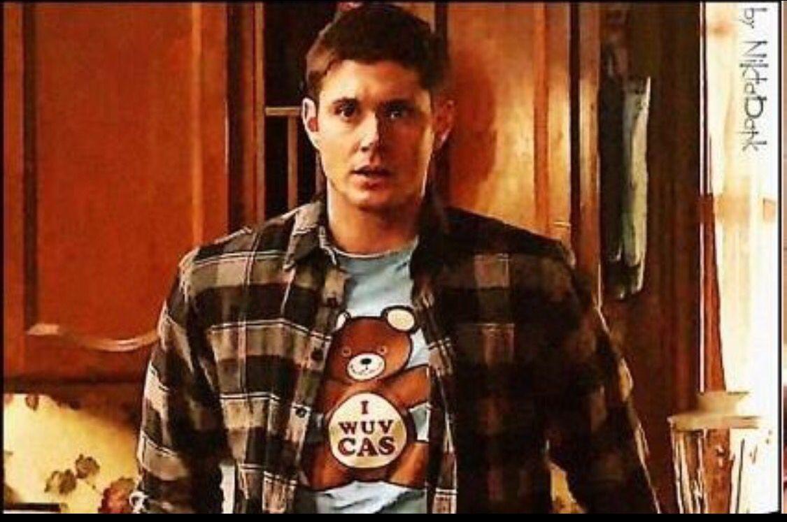 Awwww, Dean wuvs Cas.