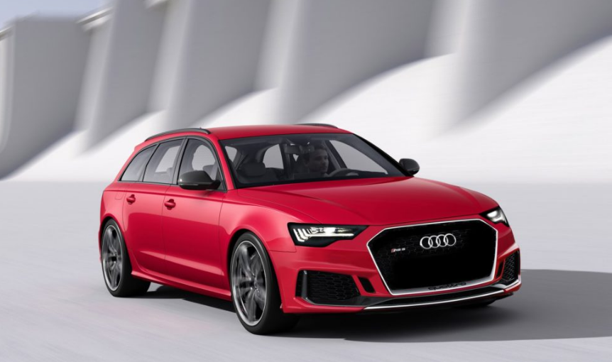 2020 Audi Rs6 Avant Price Release Date Concept Audi Rs6 Audi Release Date