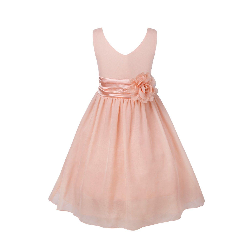 Girls Summer Party Dress | Baby Girls Flower Dress | Pinterest