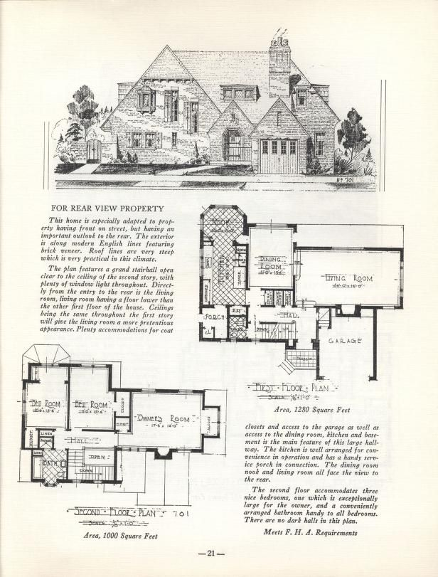 IdahoOregon homes 2nd ed Vintage House Plans – Idaho Home Plans