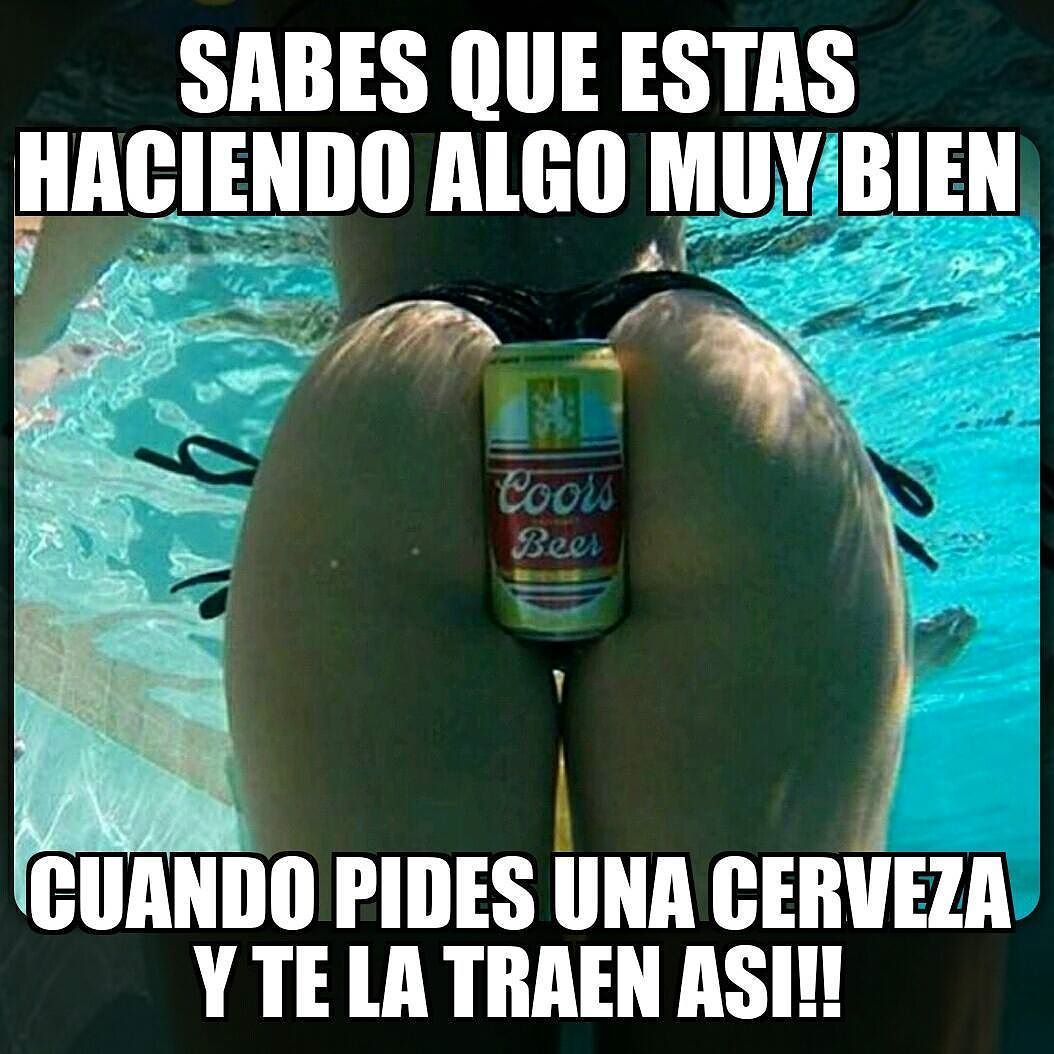 #cervezabienservida #LoEstasHaciendoMuyBien