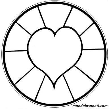 Kolay Mandala Ile Ilgili Gorsel Sonucu Soyut Boyama Sayfalari Mandala Boyama Sayfalari Mandala