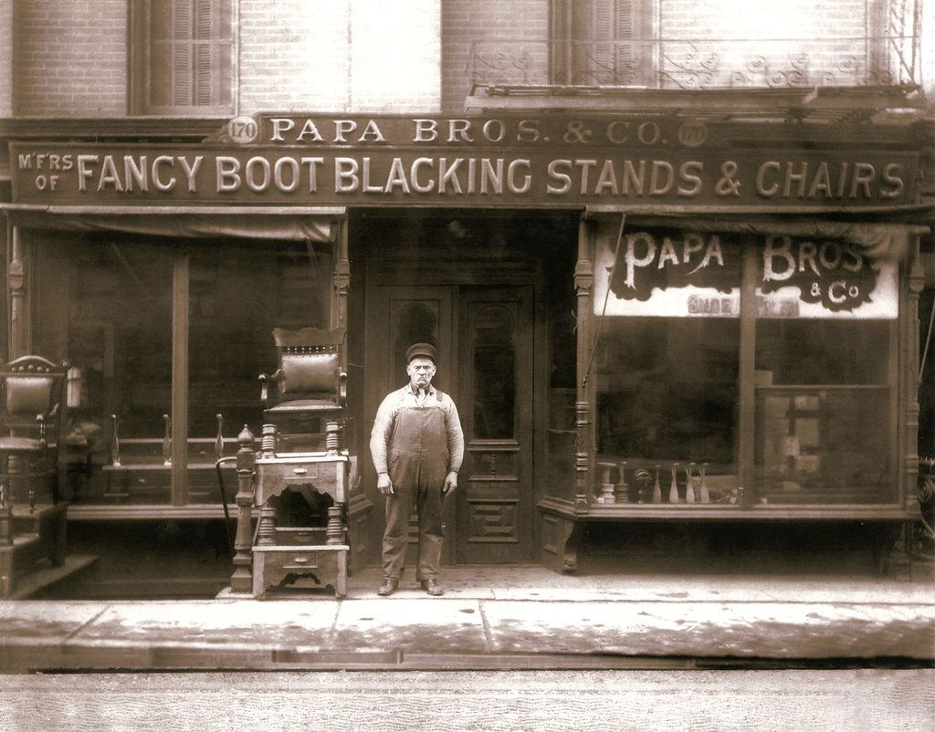 The ItalianAmericans of Mulberry Street, Long Before 'The