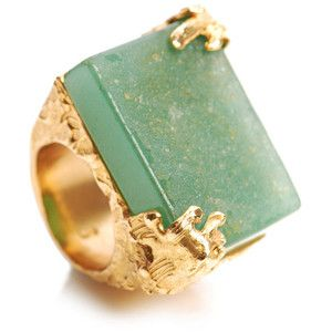 Yves saint laurent jewellery GREEN
