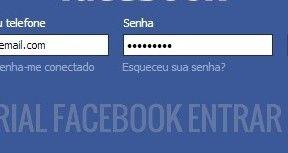 facebook entrar direto