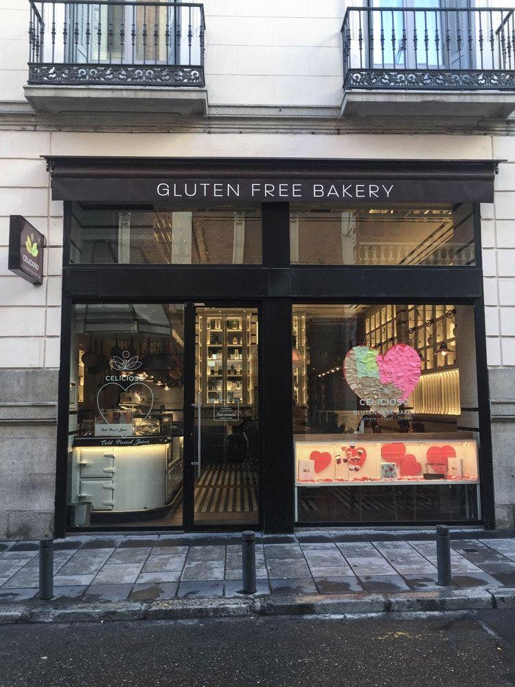 Celicioso Gluten Free Restaurant With Images Gluten Free