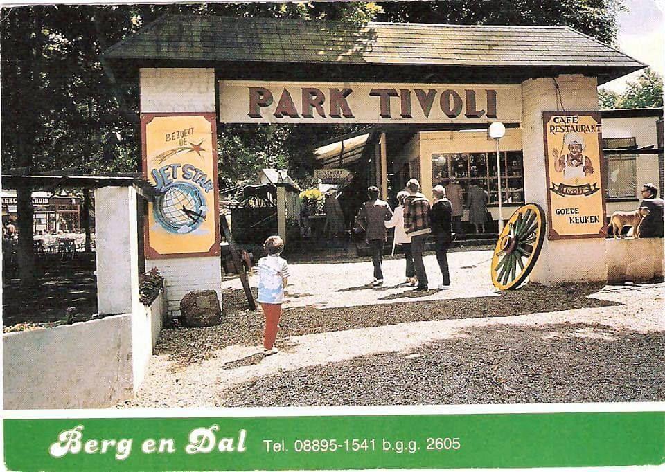 Casino Tivoli Berg En Dal