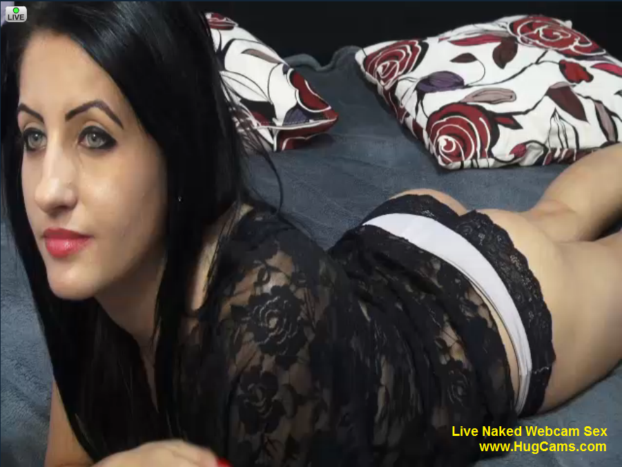 Amateur webcam live