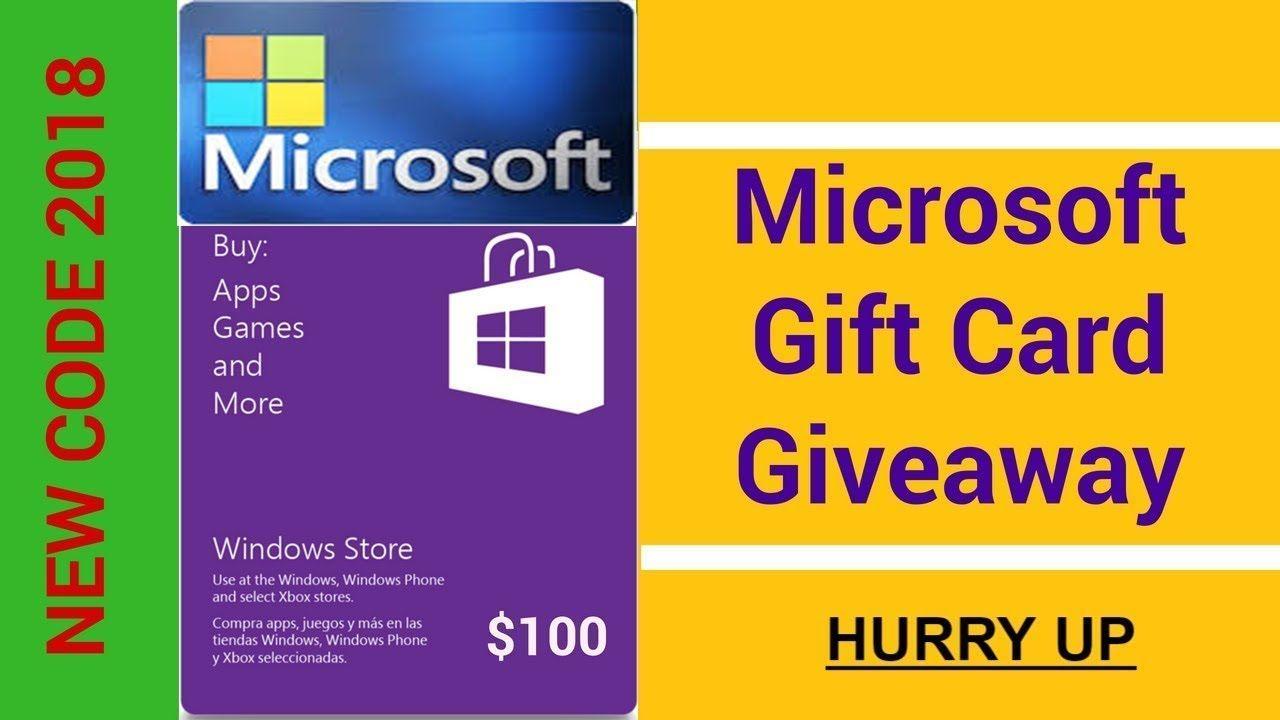 How to get free Microsoft gift card | Microsoft Code