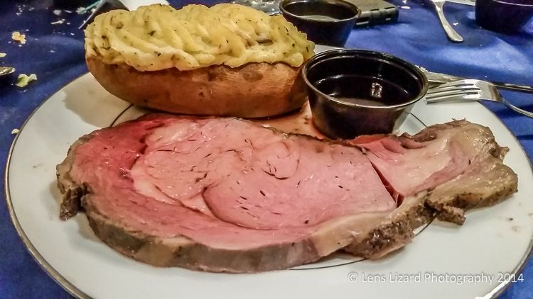 Prime rib #food #delicious #meat #primerib