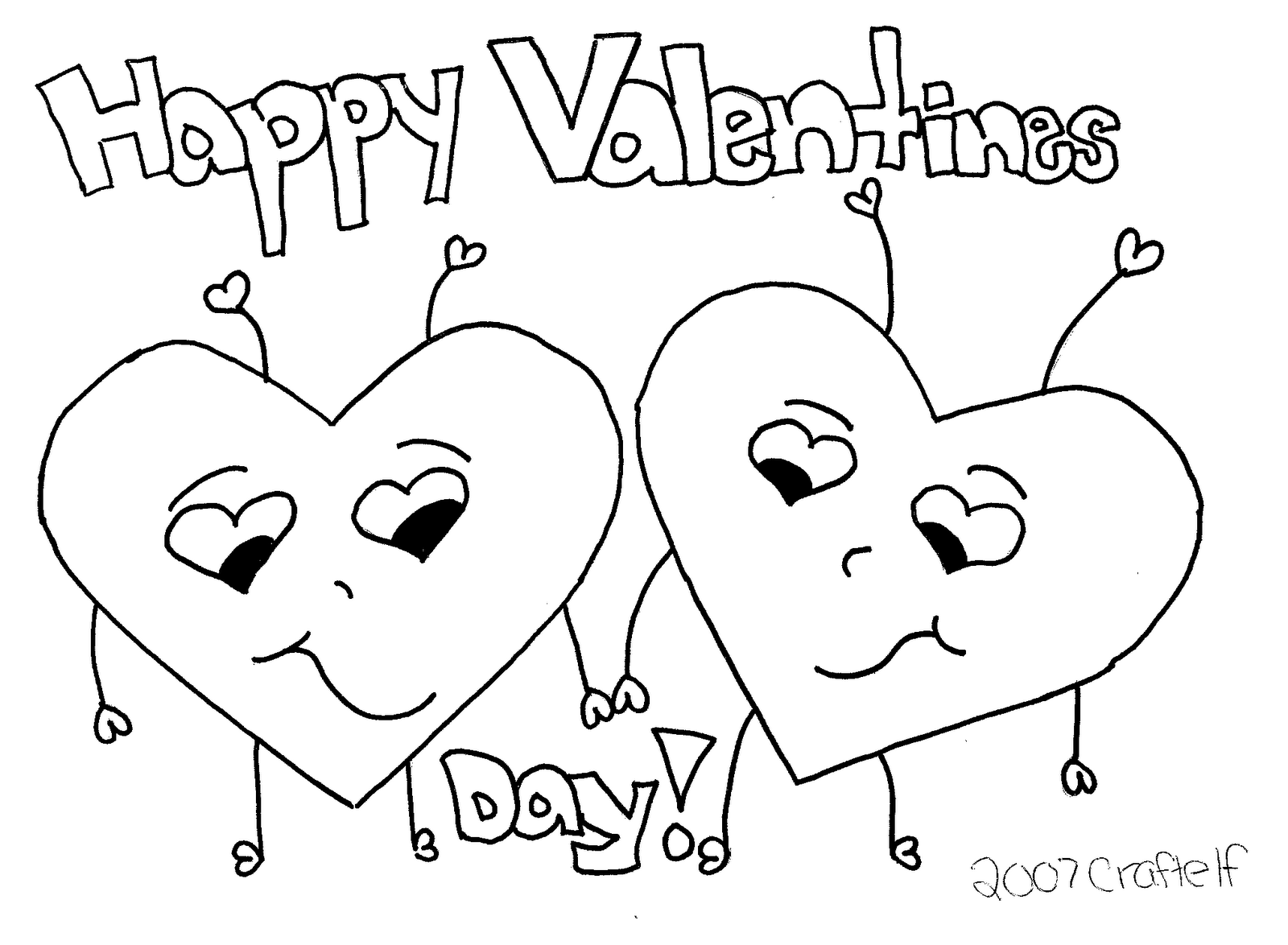 Disney Valentine Coloring Pages | Valentine\'s Day Coloring Pages ...