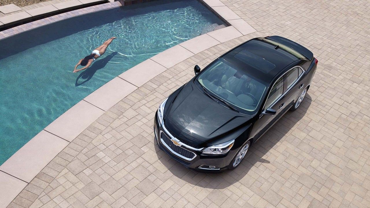 2014 Malibu Mid Size Sedan: Exterior | Chevrolet