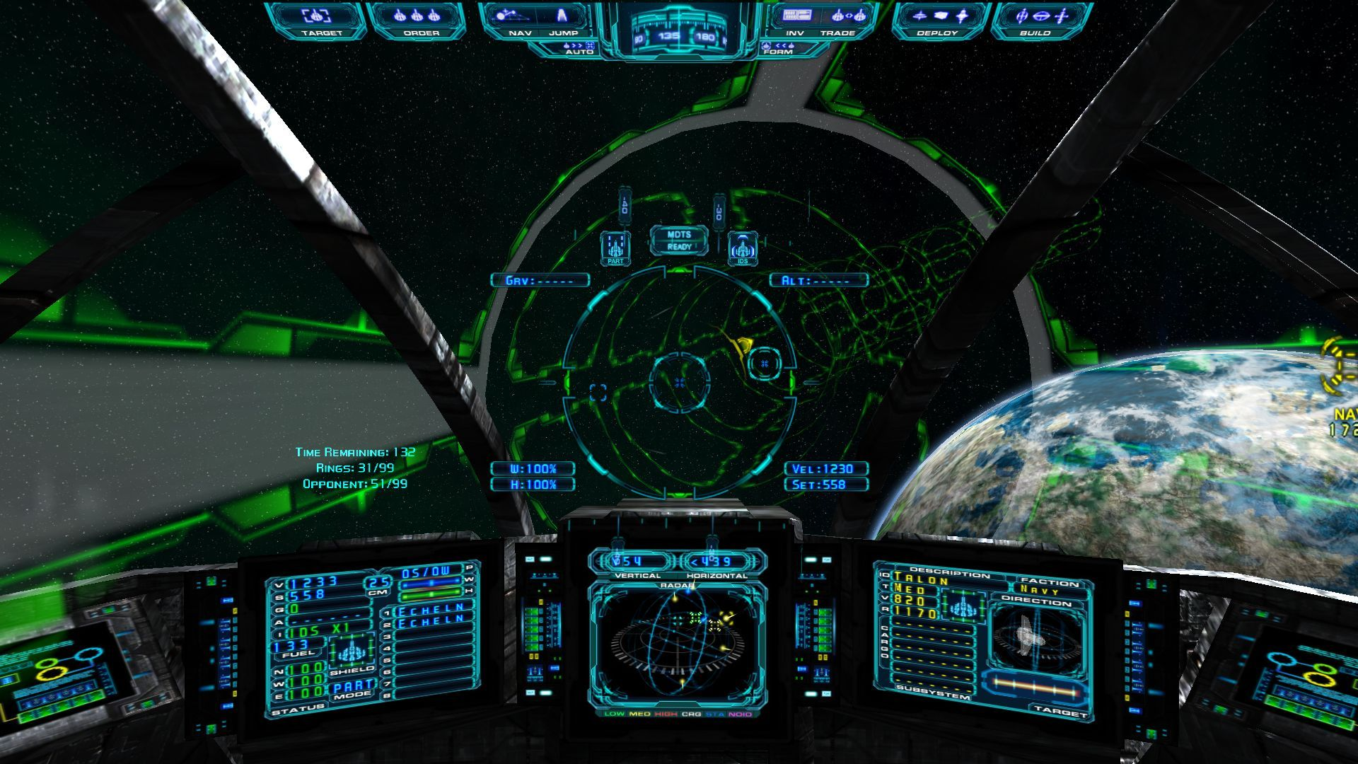 Future Cockpit Cockpit Spaceship Mechanical Design