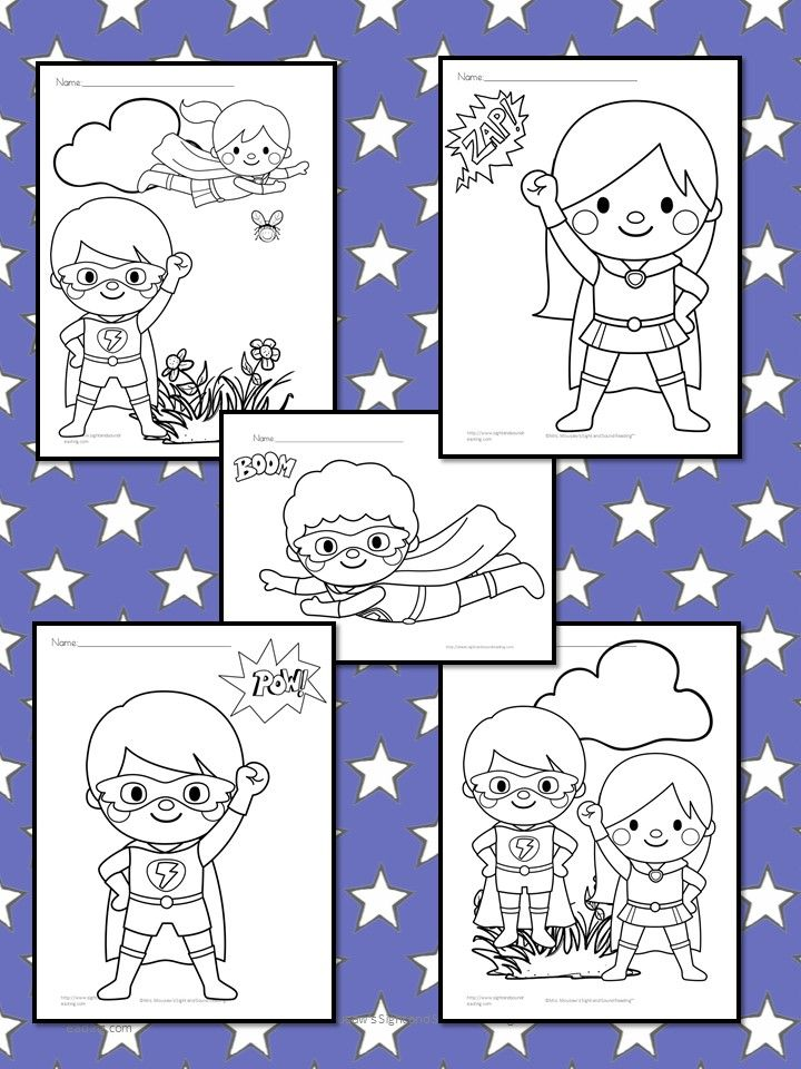 Superheroes Coloring Pages Free Fun For Kids Page 2 Superhero Coloring Pages Superhero Coloring Super Hero Coloring Sheets