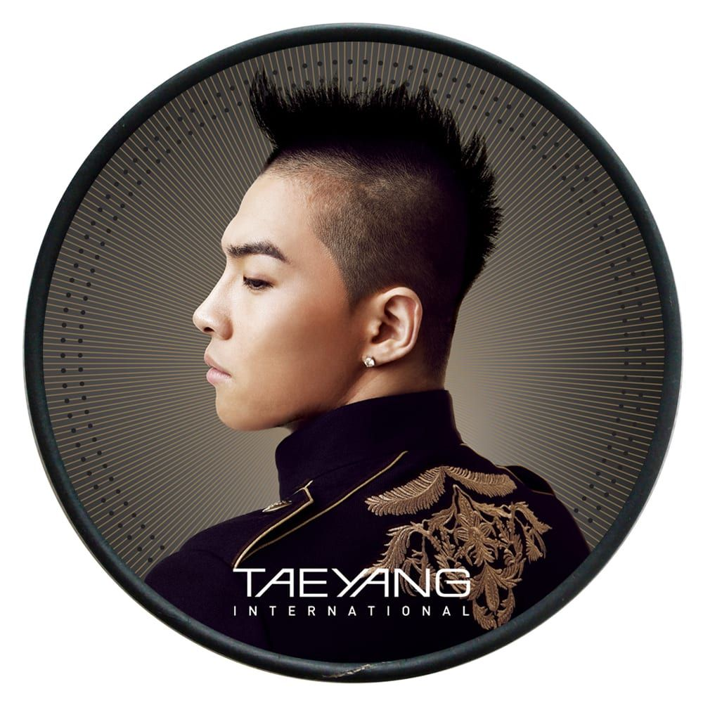 Taeyang 'Solar (International Version)' Album Lyrics Taeyang, Wedding dresses, Album