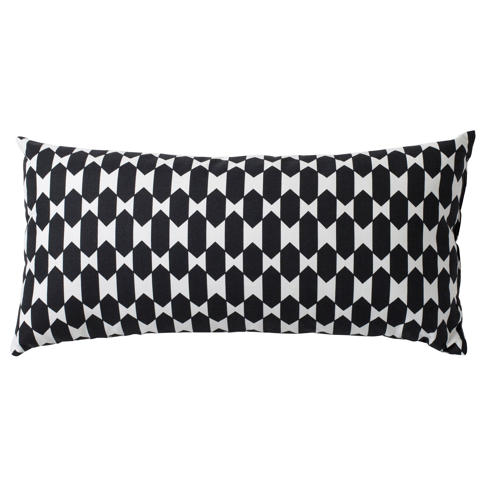 """N""""VVIVA Cushion IKEA This would be great for my black circle"""