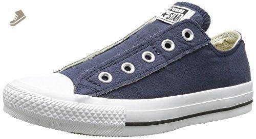 264a811eeb9a Converse Chuck Taylor All Star Slip-on - Navy - Mens - 8.5 - Converse