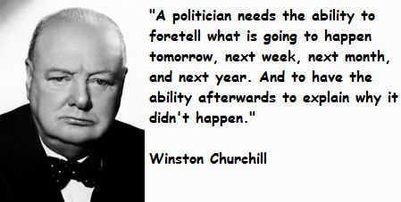Winstonu0027s Definition Of A Good Politician