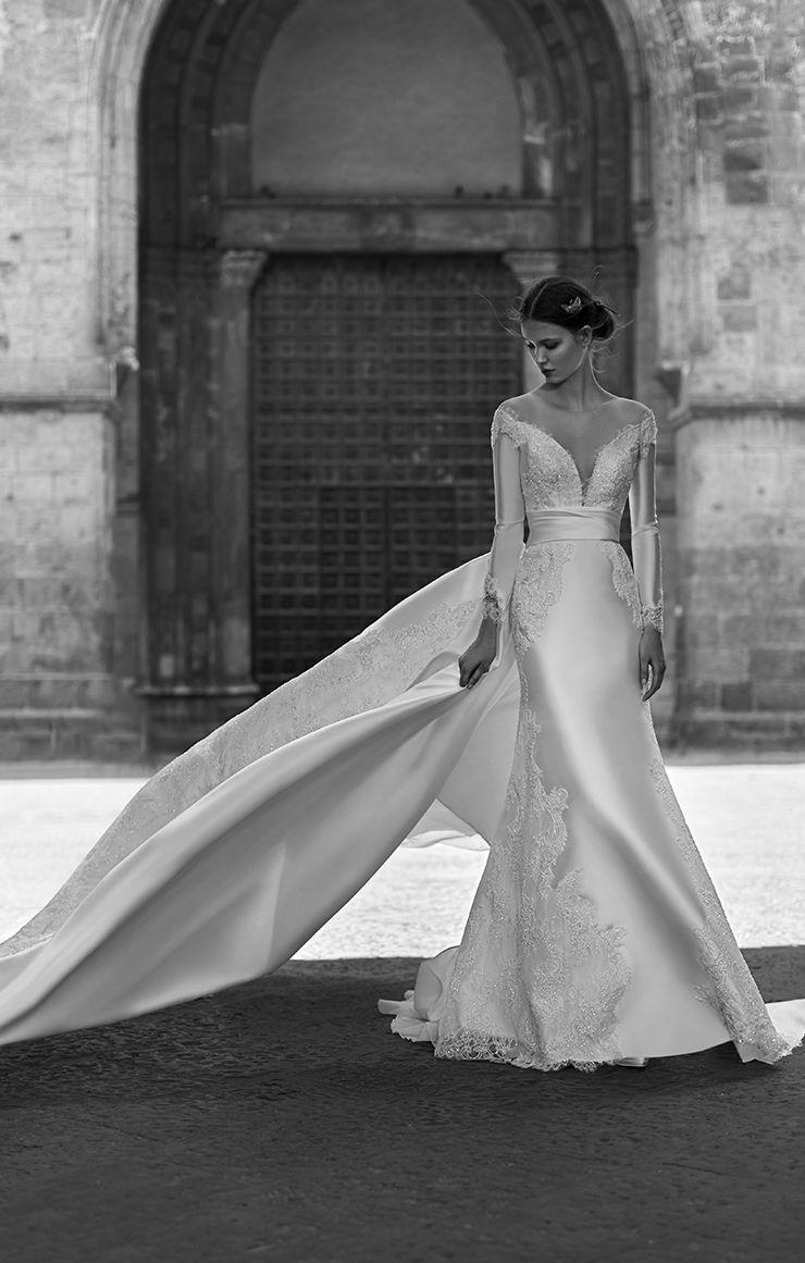 Gli abiti da sposa della collezione l\'Oro di Napoli disegnata da ...