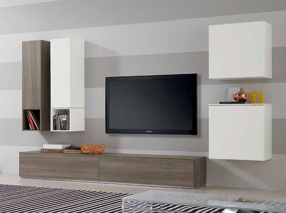 Italian Wall Unit Exential Y44Spar  $351900  Italian Wall Interesting Wall Racks Designs For Living Rooms Design Ideas