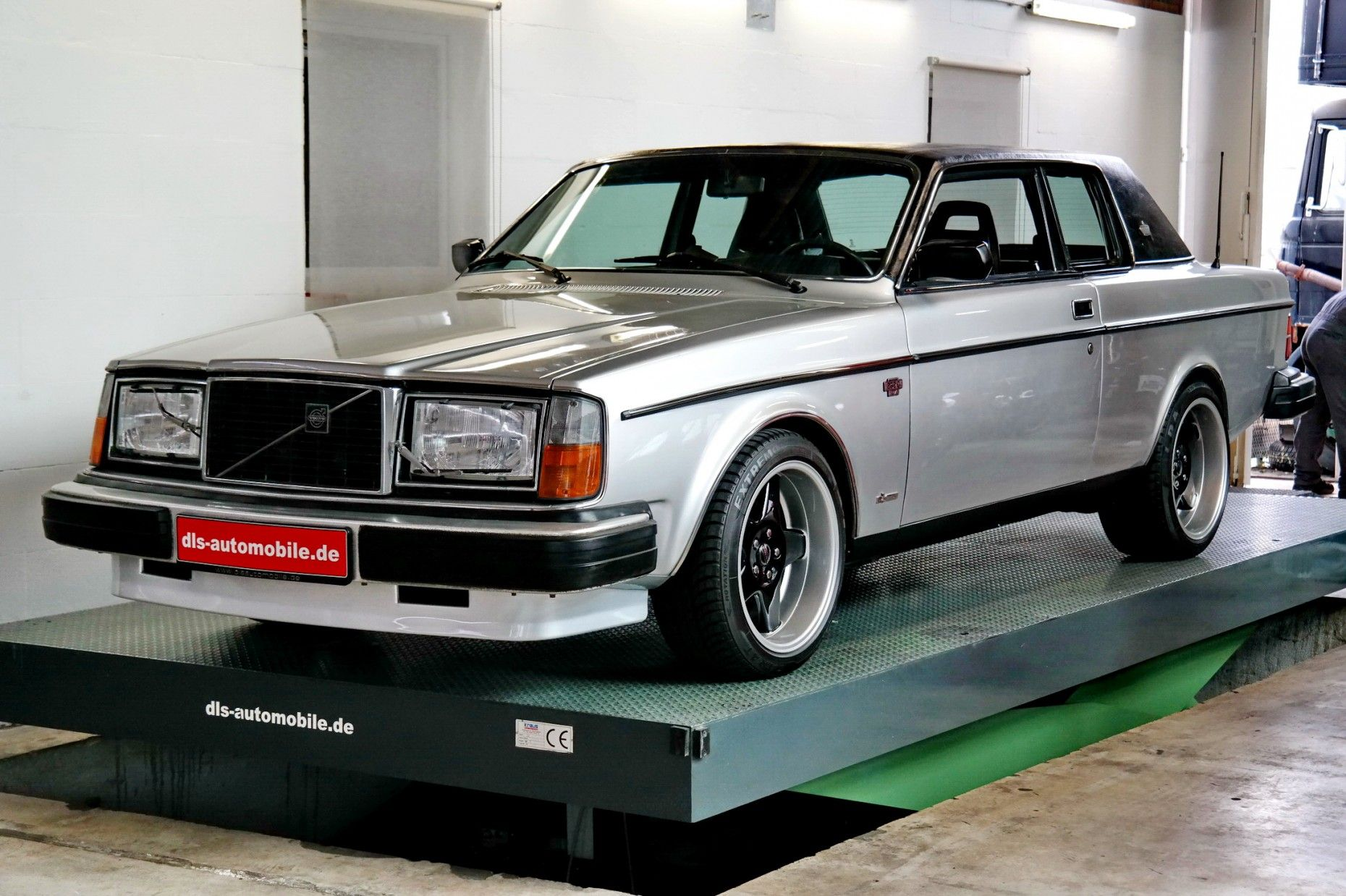 Volvo 240 turbo more information