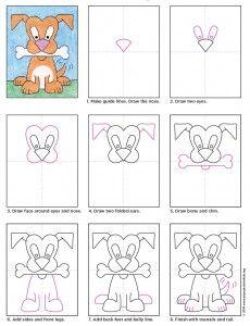 how to draw a cartoon barn