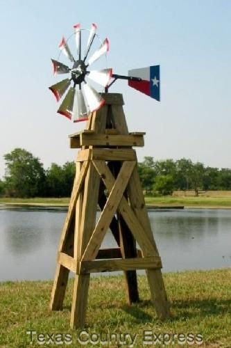 Pin By Nilda Alkhoury On All About Texas Decorative Windmills