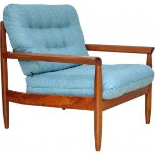 Fauteuil vintage années 50, 60, 70 Design Market