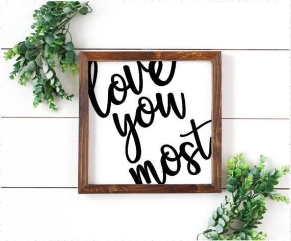 Love you wood sign, love you most, bedroom signs, farmhouse home decor, bedroom decor, newlywed gift, wall decor, rustic signs #newlywedbedroom Love you wood sign, love you most, bedroom signs, farmhouse home decor, bedroom decor, newlywed gift #newlywedbedroom Love you wood sign, love you most, bedroom signs, farmhouse home decor, bedroom decor, newlywed gift, wall decor, rustic signs #newlywedbedroom Love you wood sign, love you most, bedroom signs, farmhouse home decor, bedroom decor, newlywe