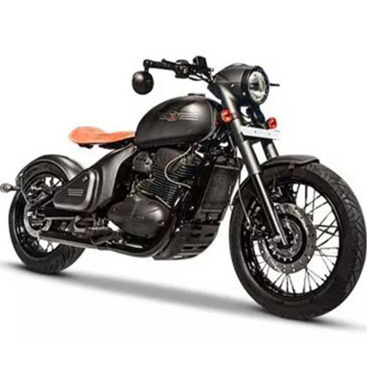 Jawa Motorcycles Pushes Factory Custom Bobber Perak Bookings To