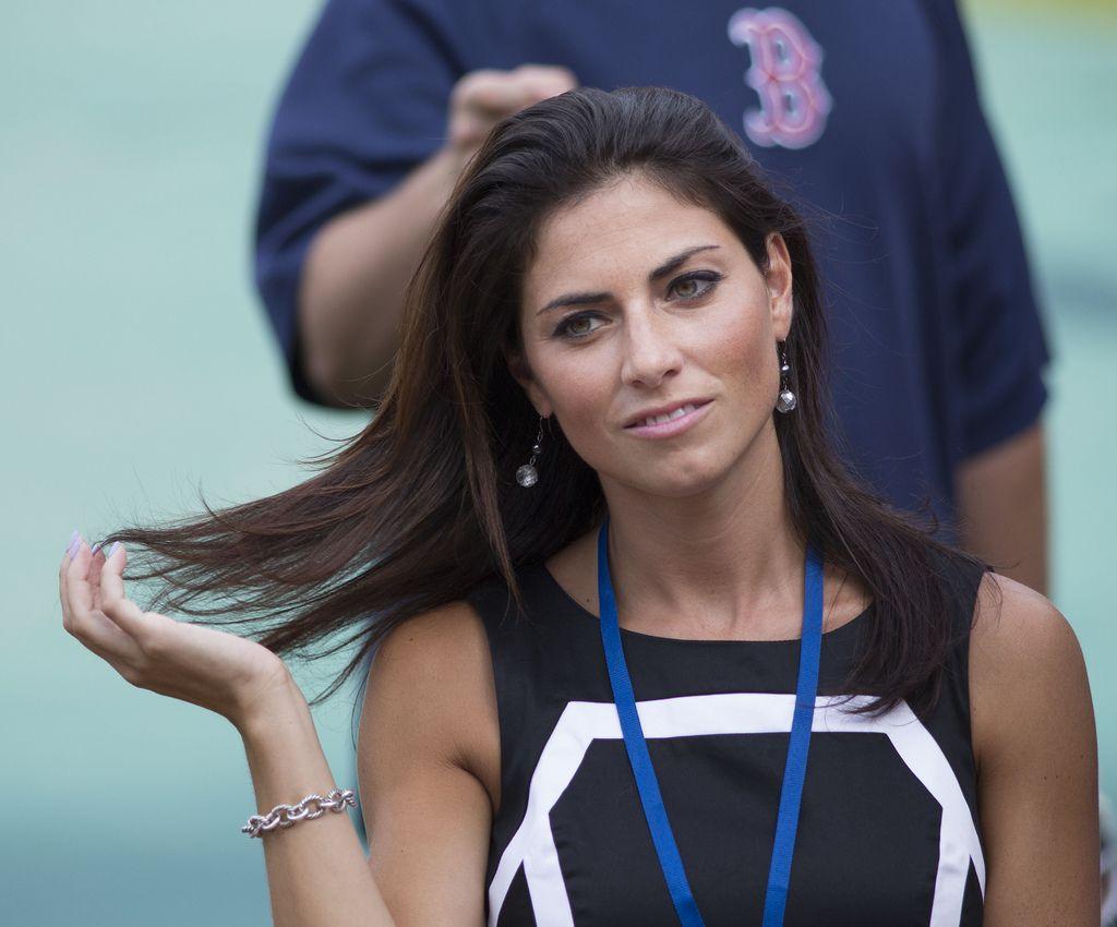 Jenny Beautiful Women Sportscasters and