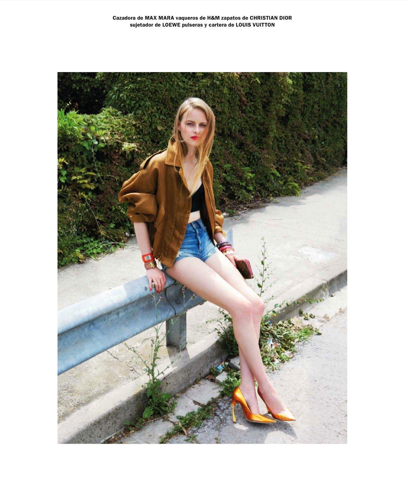 largo y calido verano: vera luijendijk by richard jensen for vanidad june 2013 | visual optimism; fashion editorials, shows, campaigns & more!