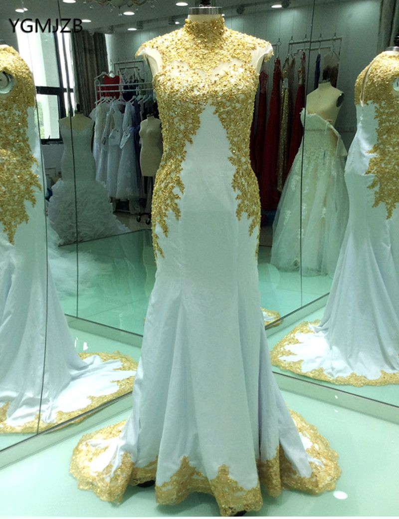 Find More Evening Dresses Information about Muslim Arabic Long ...