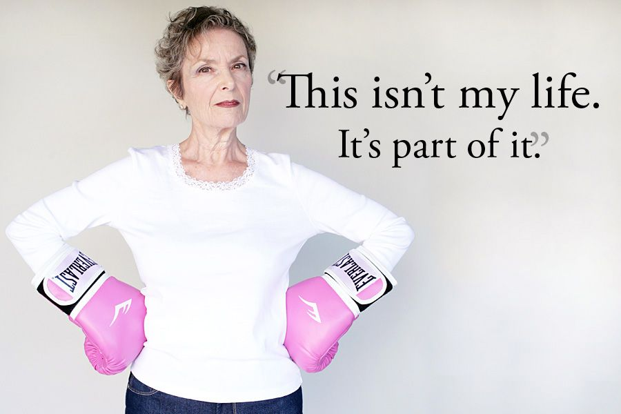 Inspirational Stories From Breast Cancer Survivors I Fight Like