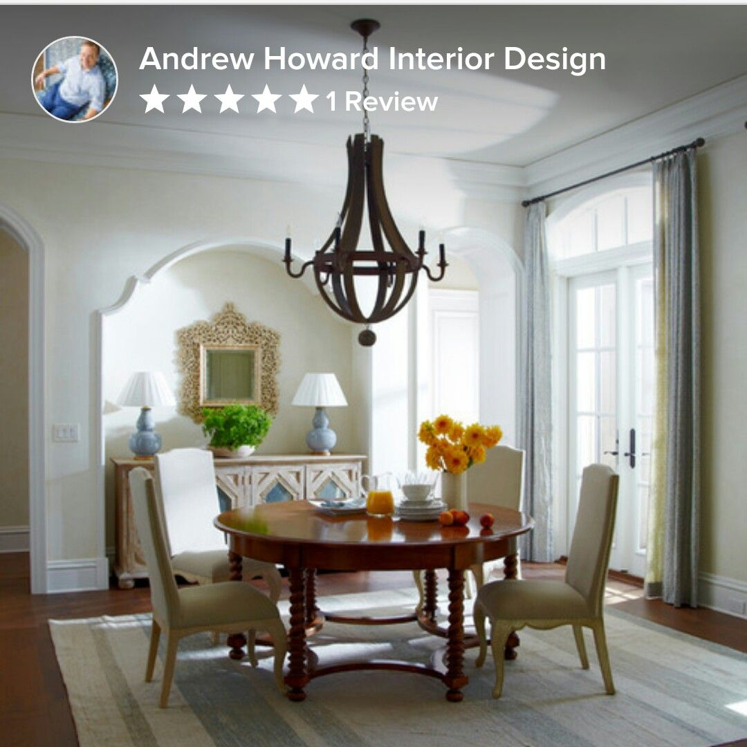 Dining room wall indent idea   Wine barrel chandelier ...