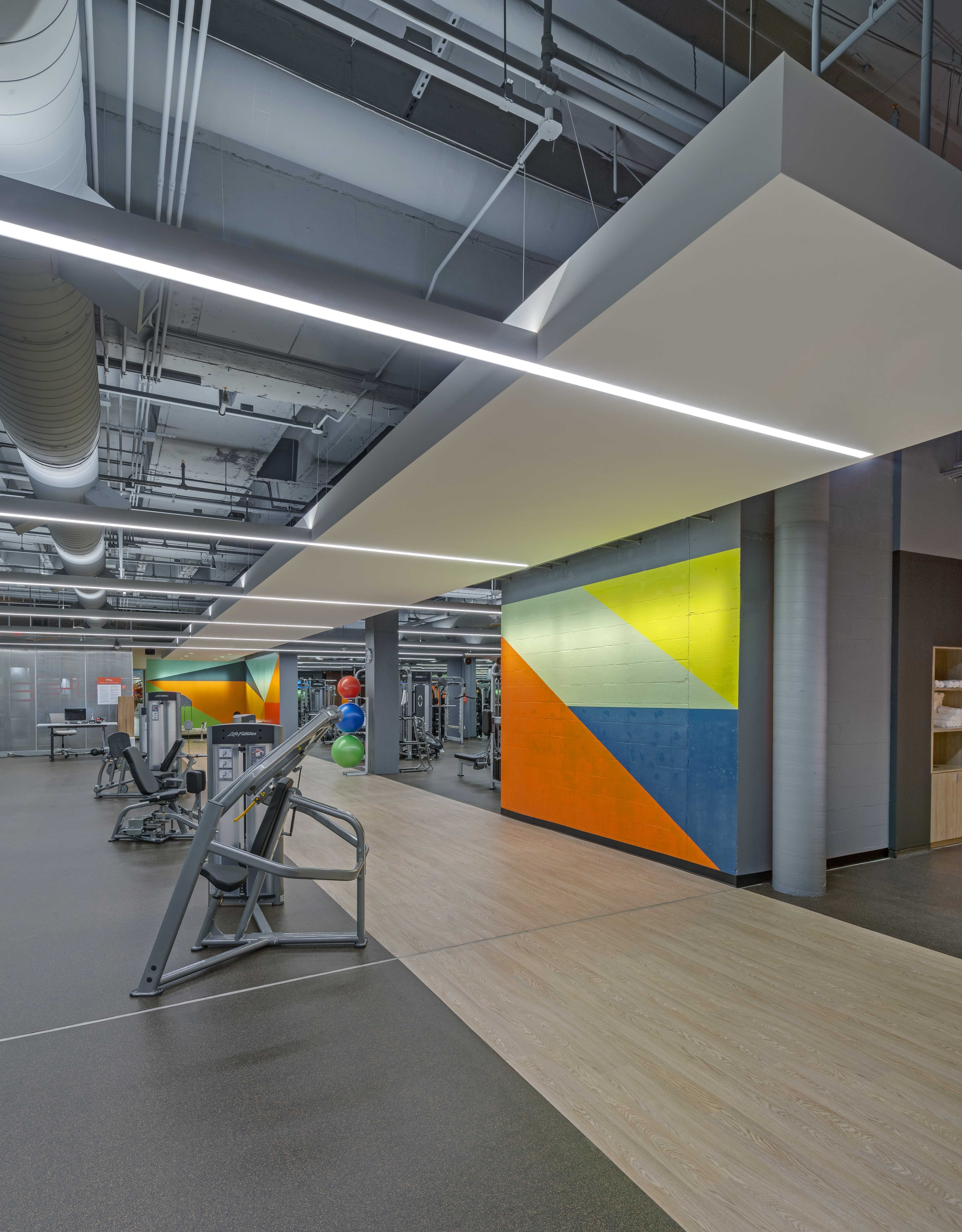 Pulse Fitness Houston Texas Fitness Pulse Pulsefitness Workout Athlete Athletic Greenway Greenwayplaza Interio Corporate Interiors Interior Design