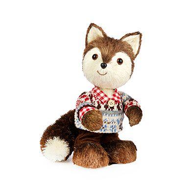 Woodland Wonder Sisal Fox at Big Lots... for Maeve!