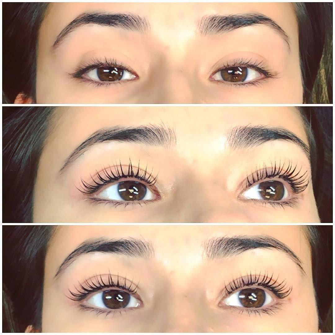 I Cant Believe These Are Not Lash Extensions This Lash Lift Tint Before After Is One Of My Faves Results Last 8 12 Wee Lash Lift Lashes Keratin Lash Lift