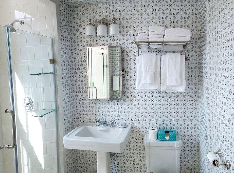 China Seas Cecil wallpaper | Bathrooms | Pinterest | China ... on