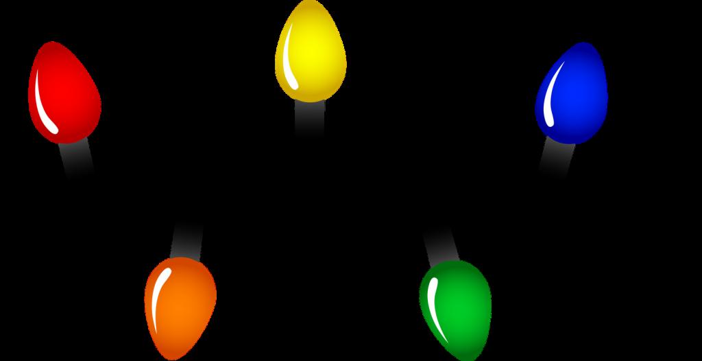 4 Tips Para Evitar Accidentes En Navidad Mujer De 10 Christmas Light Clips Christmas Lights Clipart Christmas Clipart Free