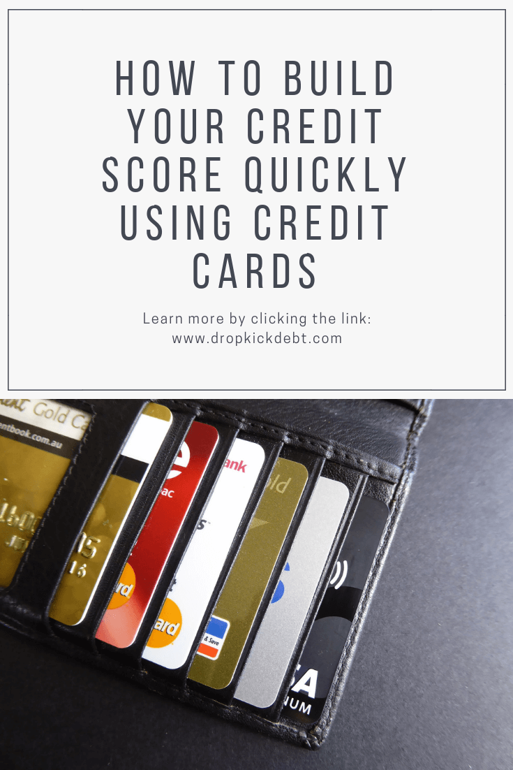 credit cards: how to build your credit score quickly | personal