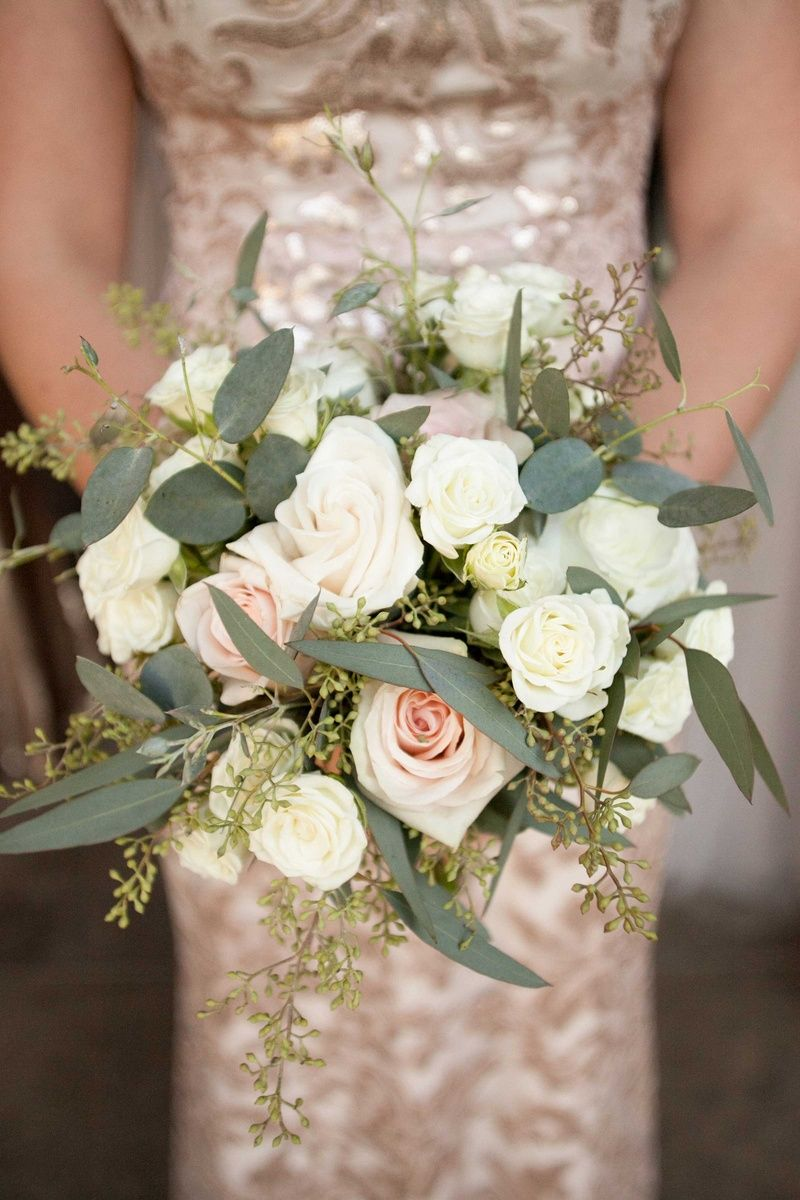 Glamorous Outdoor Wedding With Rustic Rose Gold Details In Texas