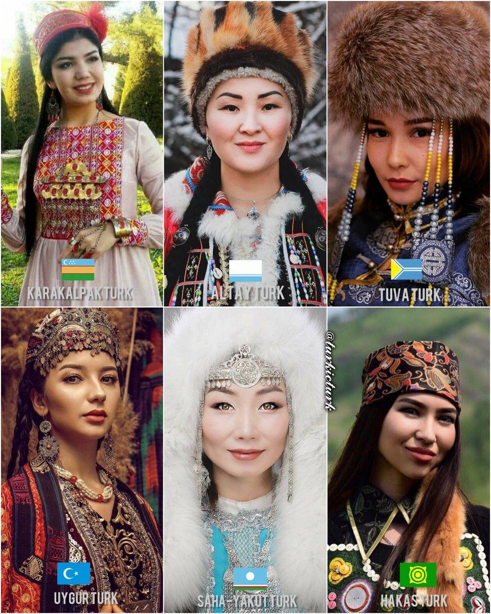 Lui Shek adlı kullanıcının 我们的突厥语民族 panosundaki Pin, 2020