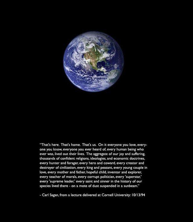 Delicieux Carl Sagan