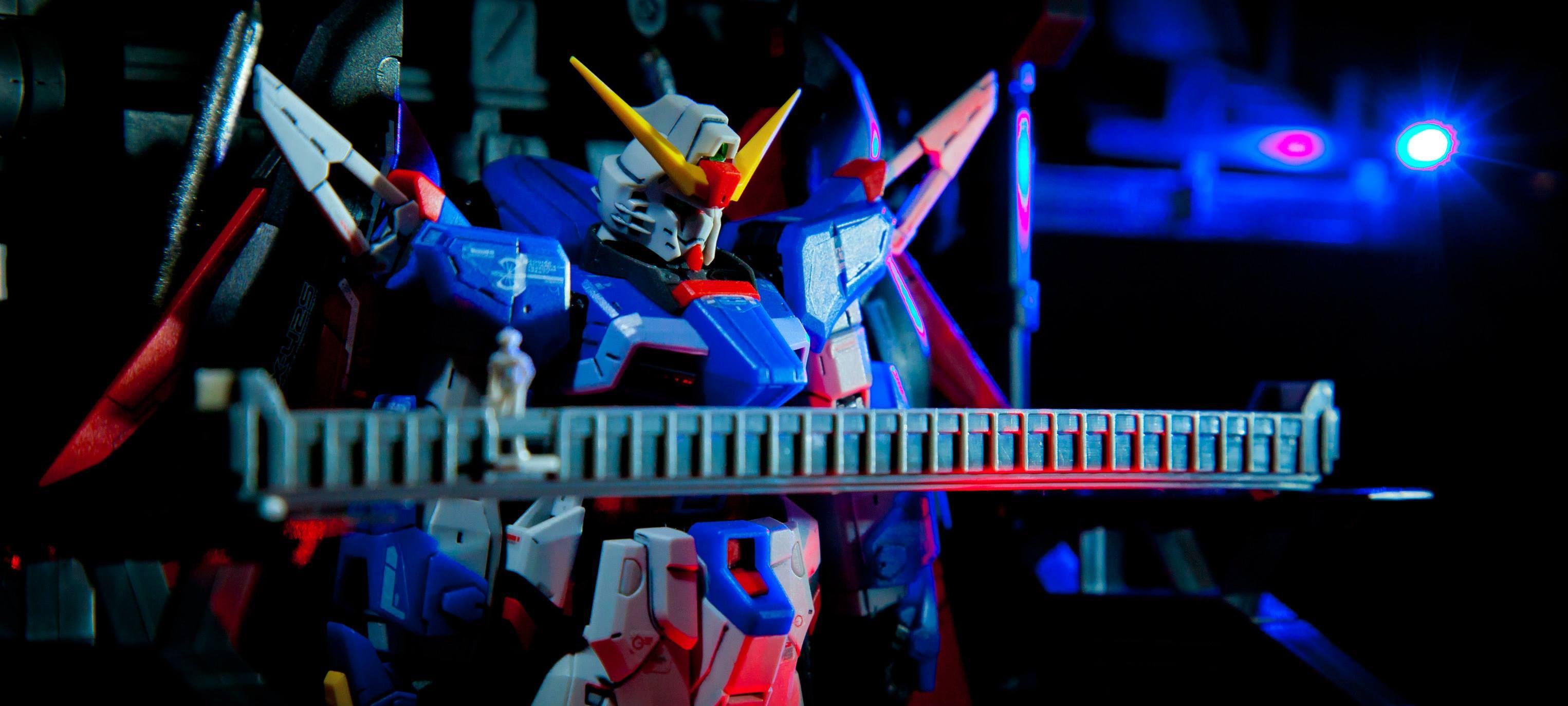 RG Gundam Destiny