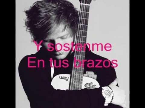 amo esta canción / kiss me / Ed Sheeran