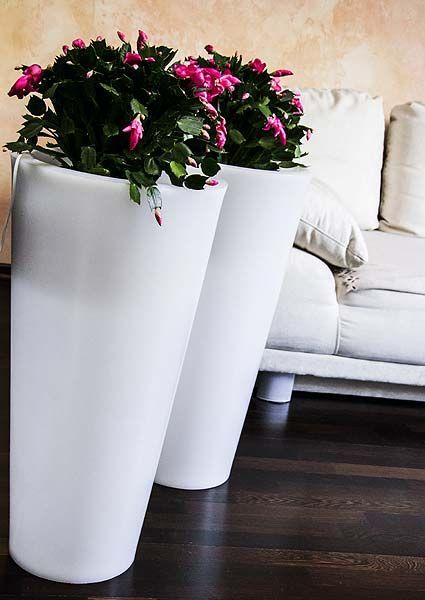 Donica Venus 70 Cm Biala Venus Decor Vase